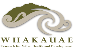 Whakauae Research for Māori Health and Development - Māori Health & Development Research