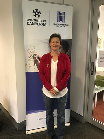 Assoc. Prof. Margaret Cargo, CeRAPH, Health Research Institute, University of Canberra